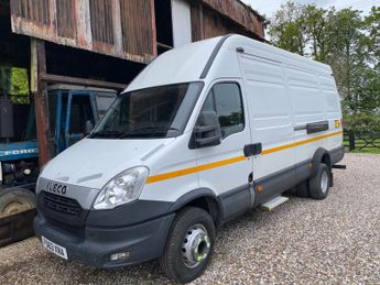 Iveco Daily 3.0 DIESEL LWB HIGH ROOF 3950 WB