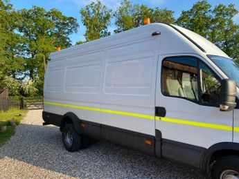 Iveco Daily LWB HIGH ROOF 3950 WHEELBASE 7T DIESEL