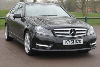 Mercedes C Class C350 CDI BLUEEFFICIENCY SPORT 125 LIMITED EDITION AUTO