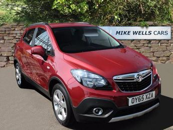 Vauxhall Mokka 1.7 CDTi Turbo Diesel Exclusive