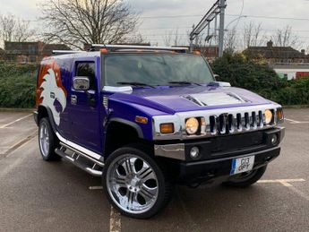 Hummer H2 6.2 V8 Luxury 5dr