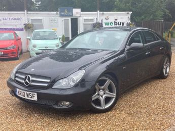 Mercedes CLS 3.0 CLS350 CDI Grand Edition 7G-Tronic 4dr