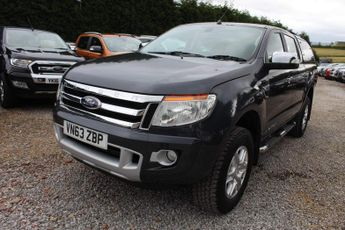Ford Ranger 2.2 TDCi Limited 2 Double Cab Pickup 4x4 4dr (EU5)
