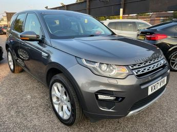 Land Rover Discovery Sport 2.0 TD4 HSE Auto 4WD (s/s) 5dr