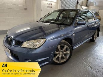 Subaru Impreza 2.0 RX 4dr
