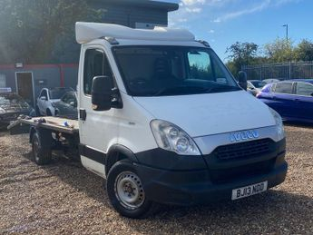 Iveco Daily 2.3 TD 35S11 Chassis Cab 2dr (LWB)