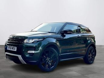 Land Rover Range Rover Evoque 2.0 Si4 Dynamic 4X4 3dr