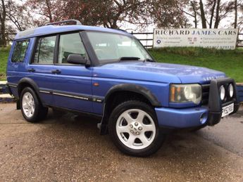 Land Rover Discovery 2.5 Td5 ES 5 seat 5dr Auto 4X4 FULL MOT SERVICE  HISTORY