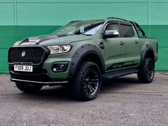 Ford Ranger T8 Milatry edition Pick Up Double Cab Wildtrak 2.0 EcoBlue 213 A