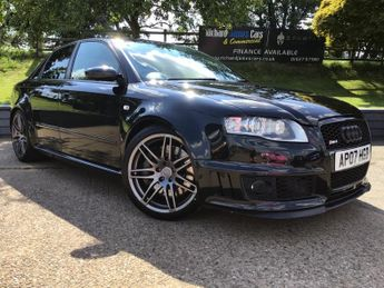 Audi RS4 RS 4 Quattro 4dr FULLSERVICE HISTORY MILTEK EXHAUST