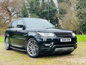 Land Rover Range Rover Sport 3.0 TDV6 SE 5dr Auto