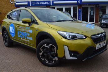 Subaru XV 2.0i SE Premium 5dr Lineartronic