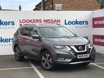 Nissan X-Trail 1.7 dCi N-Connecta 5dr 4WD