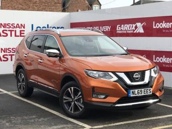 Nissan X-Trail 1.3 DiG-T N-Connecta 5dr DCT