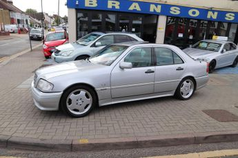 Mercedes C Class C36 AMG 1 OWNER FROM NEW
