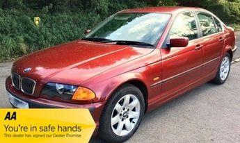 BMW 323 323 SE Auto 4dr saloon