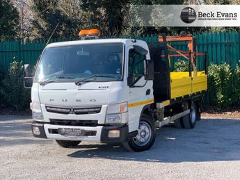 Mitsubishi Canter 3.0 7C15 34 148 BHP TIPPER WITH PENNY CRANE