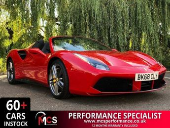 Ferrari 488 3.9 SPIDER 2d 660 BHP
