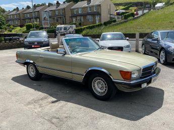 Mercedes SL 2.7 280 SL 2d 185 BHP