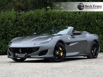 Ferrari Portofino 3.9 BCA 2d 592 BHP