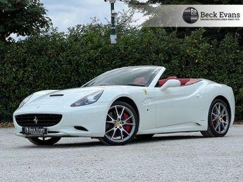 Ferrari California 4.3 2 PLUS 2 2d 490 BHP