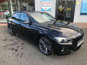 BMW 320 2.0 320D M SPORT SHADOW EDITION 4d 188 BHP