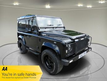 Land Rover Defender TD DPF XS