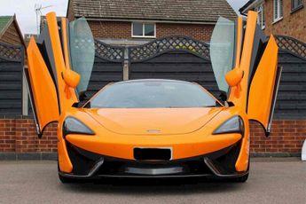 McLaren 570 V8 Ssg