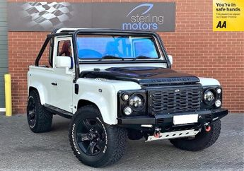 Land Rover Defender SVX Soft Top TDCi