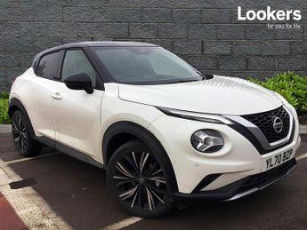Nissan Juke 1.0 Dig-T Tekna+ 5Dr Dct