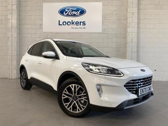 Ford Kuga 1.5 Ecoblue Titanium First Edition 5Dr