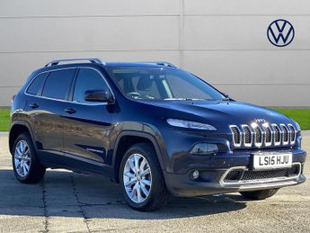 Jeep Cherokee 2.0 Crd Limited 5Dr