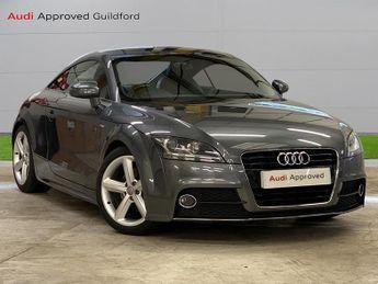 Audi TT 1.8T Fsi S Line 2Dr S Tronic