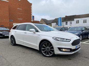 Ford Mondeo 2.0 Tdci 5Dr Powershift