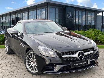 Mercedes SLC Slc 180 Amg Line 2Dr