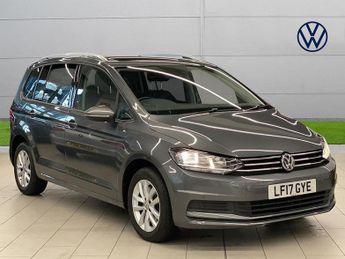 Volkswagen Touran 1.6 Tdi 115 Se Family 5Dr Dsg
