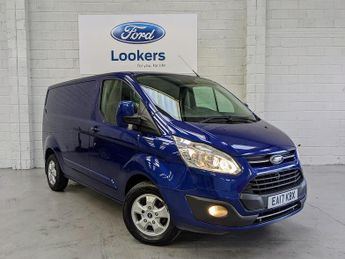 Ford Transit 2.0 Tdci 130Ps Low Roof Limited Van