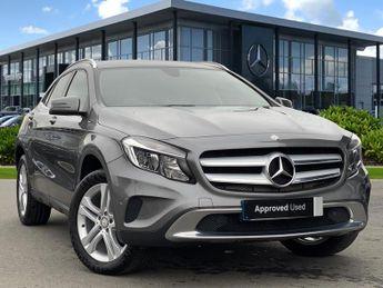 Mercedes GLA Gla 200D Sport 5Dr [Executive]