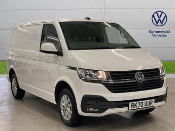 Volkswagen Transporter 2.0 Tdi 110 Highline Van