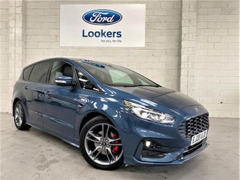 Ford S-Max 2.0 Ecoblue 190 St-Line [Lux Pack] 5Dr Auto