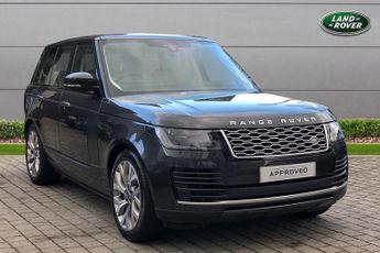Land Rover Range Rover 3.0 V6 S/C Vogue Se 4Dr Auto