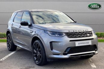 Land Rover Discovery Sport 2.0 D180 R-Dynamic Se 5Dr Auto