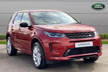 Land Rover Discovery Sport 2.0 D180 R-Dynamic Hse 5Dr Auto
