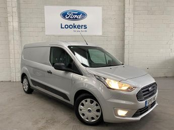 Ford Transit Connect 1.5 Ecoblue 100Ps Trend Van
