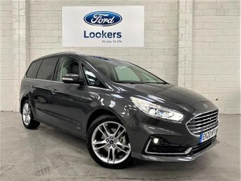 Ford Galaxy 2.0 Ecoblue 190 Titanium 5Dr Auto Awd [Lux Pack]