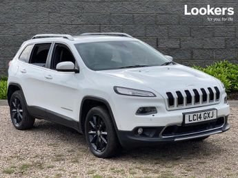 Jeep Cherokee 2.0 Crd [170] Limited 5Dr Auto