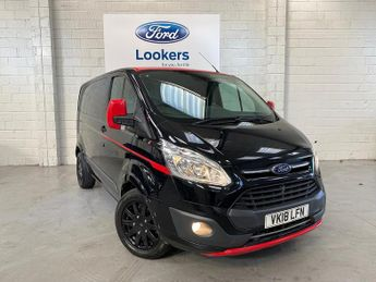 Ford Transit 2.0 Tdci 170Ps Low Roof Trend Colour Edition Van
