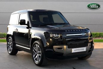 Used Land Rover Land Rover Defender 3.0 P400 X 90 3Dr Auto