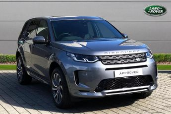 Land Rover Discovery Sport 1.5 P300E R-Dynamic Hse 5Dr Auto [5 Seat]