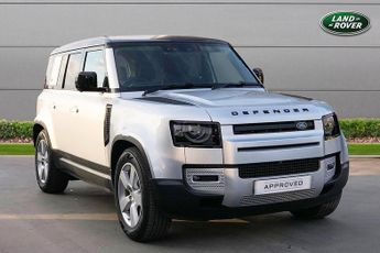 Land Rover Defender 2.0 D240 First Edition 110 5Dr Auto